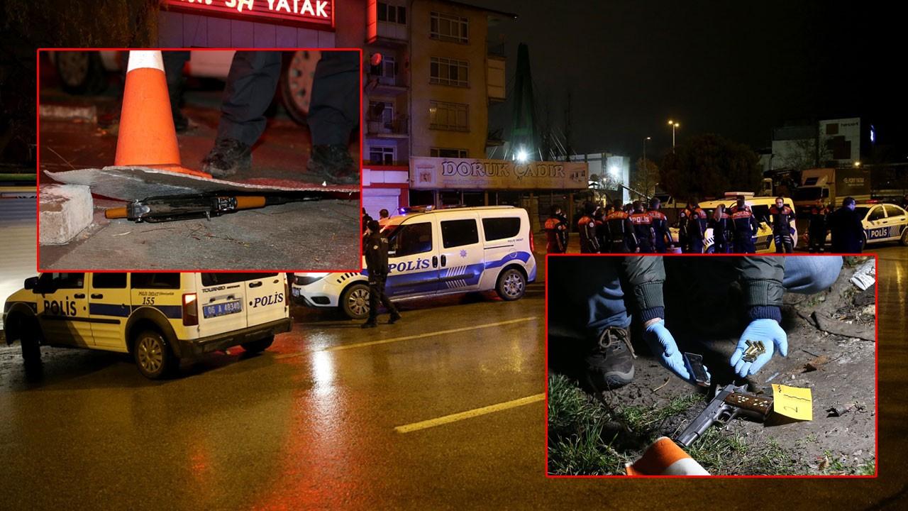 Ankara'da şok olay!