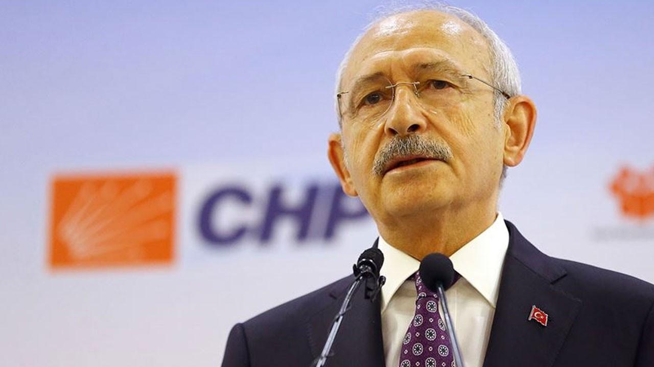 CHP liderinden Libya ve Kanal İstanbul açıklaması