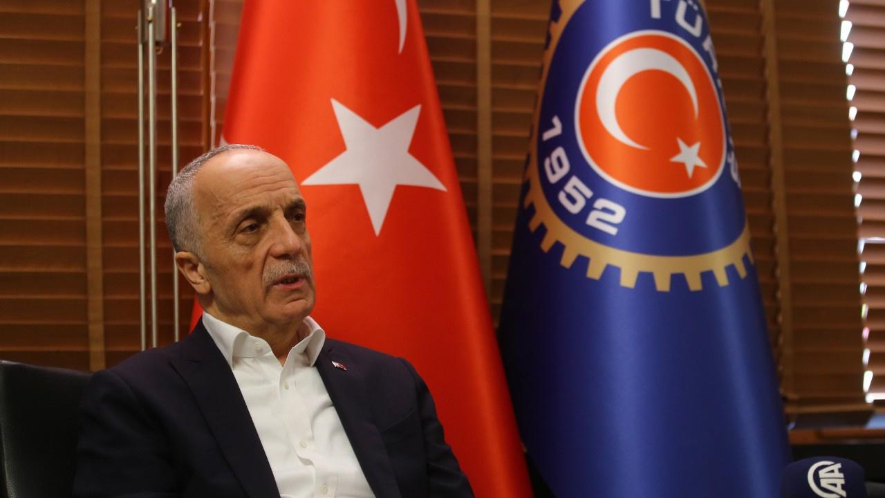 Türk-İş'ten yeni asgari ücret açıklaması