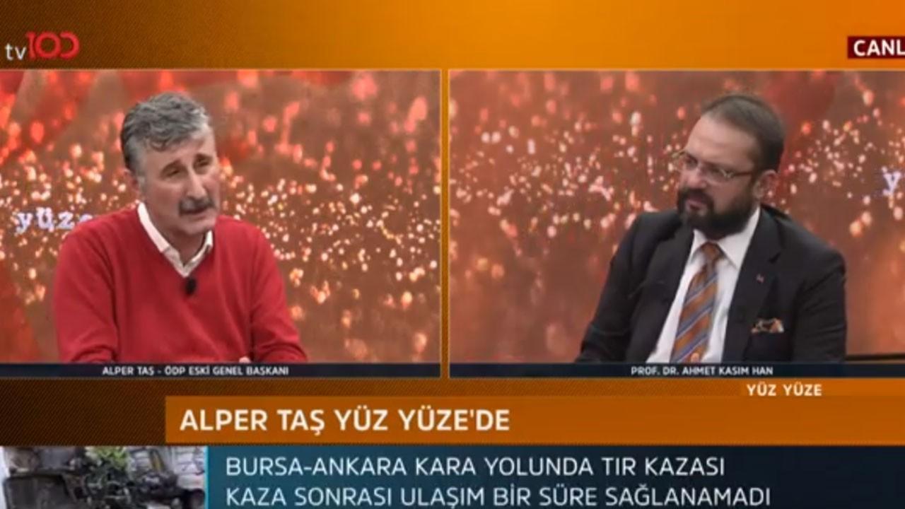 Ahmet Kasım Han ile Yüz Yüze   27 Aralık 2019