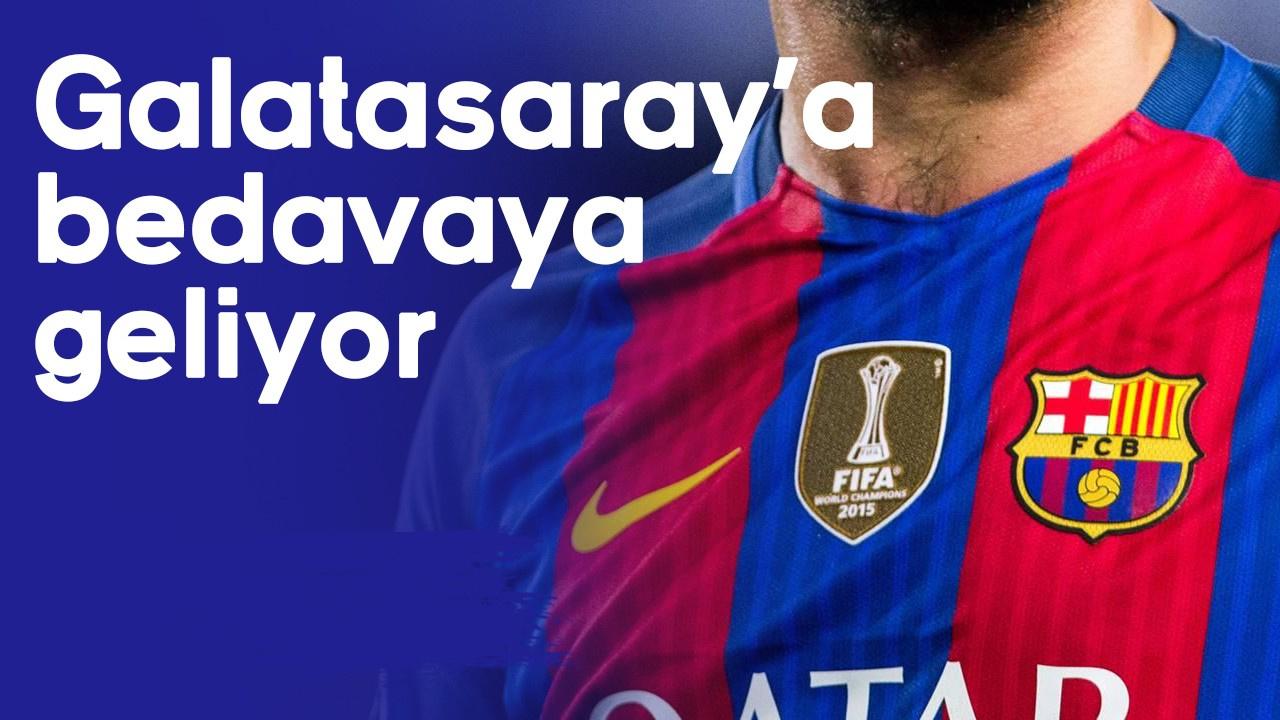 Galatasaray'a bedavaya geliyor!