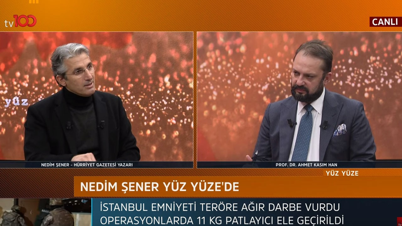 Nedim Şener - Ahmet Kasım Han ile Yüz Yüze