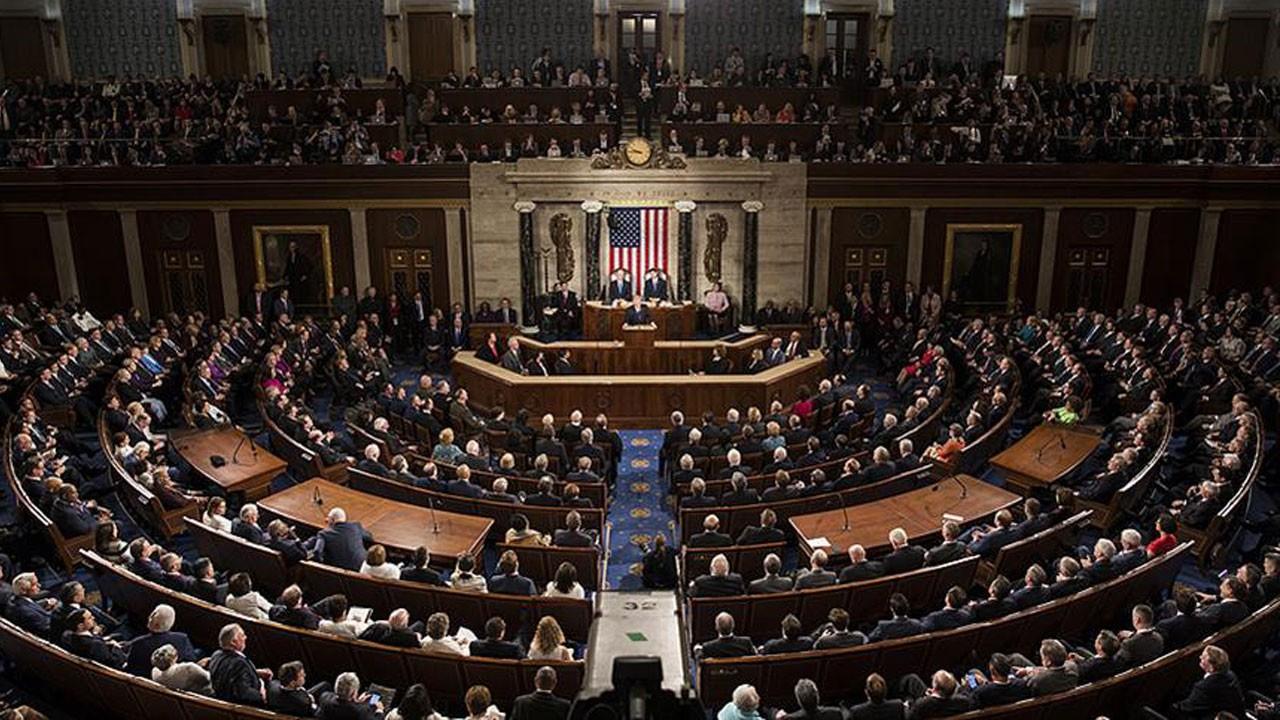 Trump'a karşı ABD Kongresine sunuldu!
