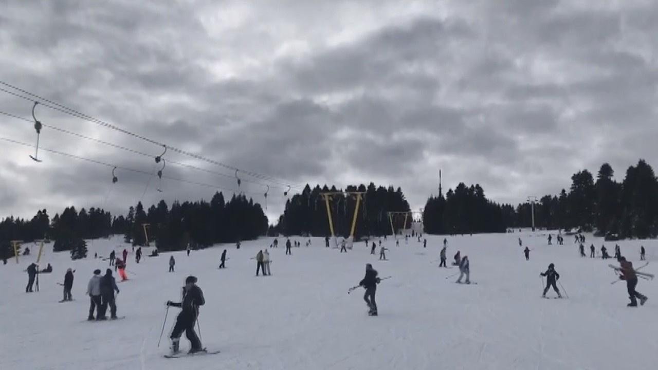Sevindiren haber! Kar kalınlığı 1 metreye ulaştı