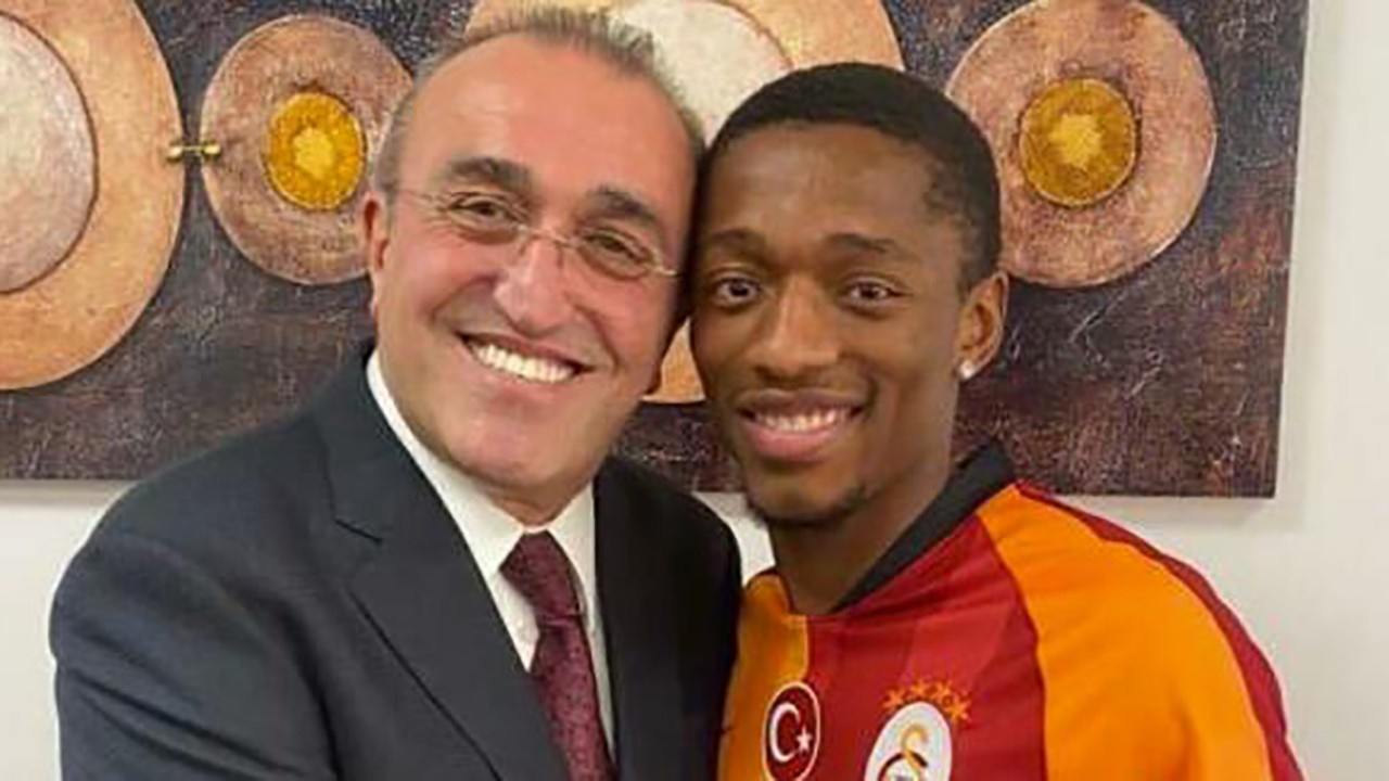 Galatasaray Sekidika'yı transfer etti