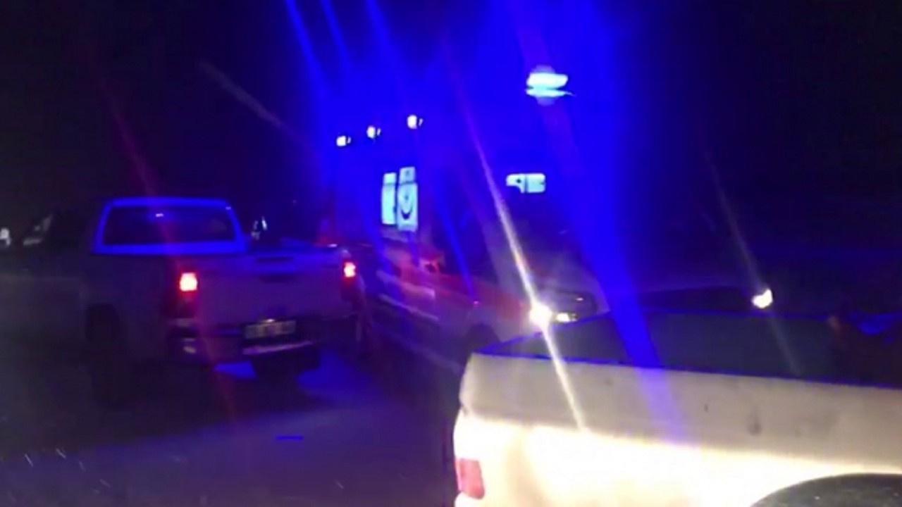 5 kişilik ekip kurtarıldı
