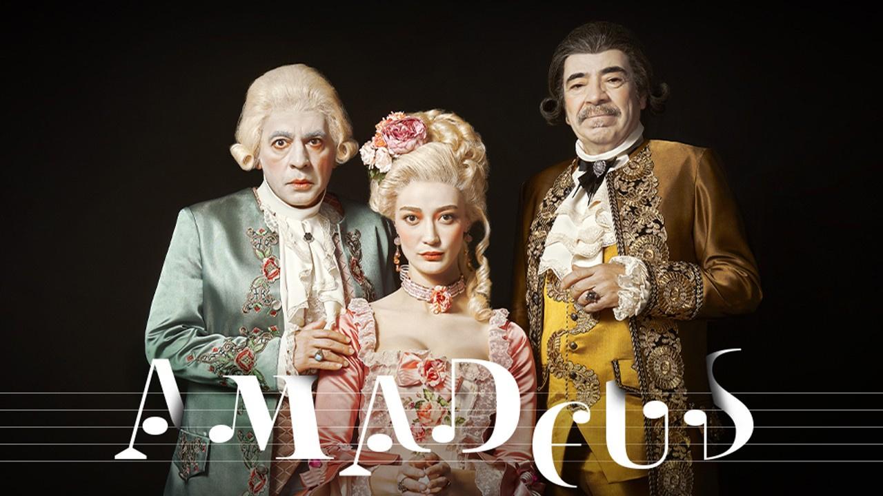 """""""Amadeus"""" oyunu göz doldurdu"""