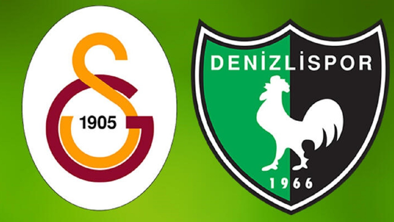 Galatasaray - Denizlispor CANLI