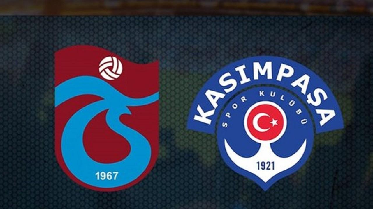 CANLI Trabzonspor - Kasımpaşa