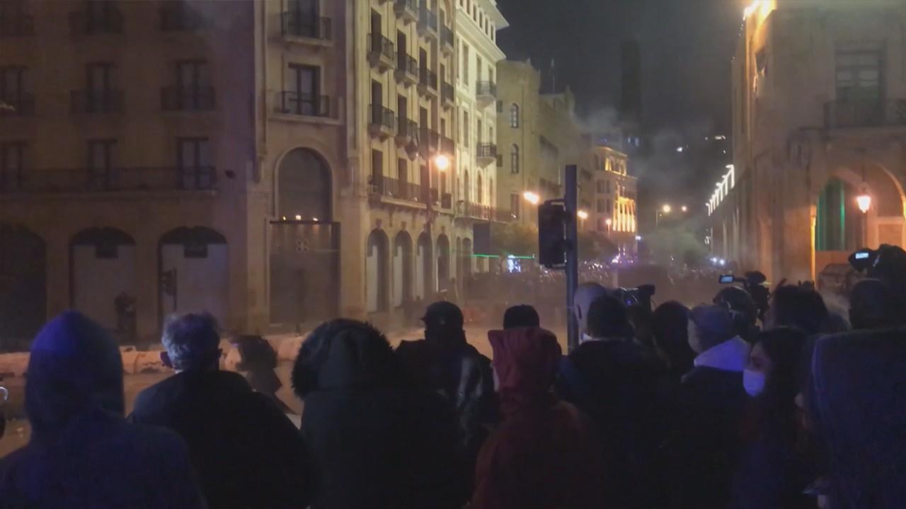 Protestolar şiddete dönüştü!