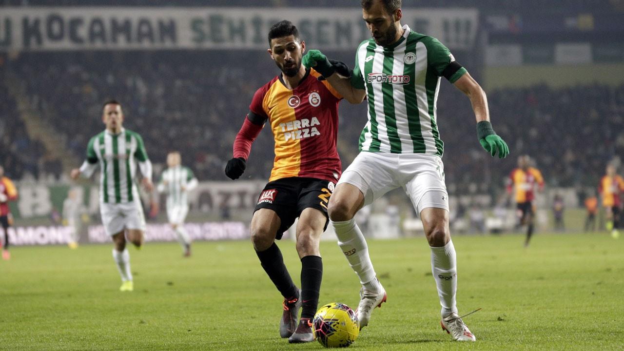 Galatasaray ligde seriye bağladı!