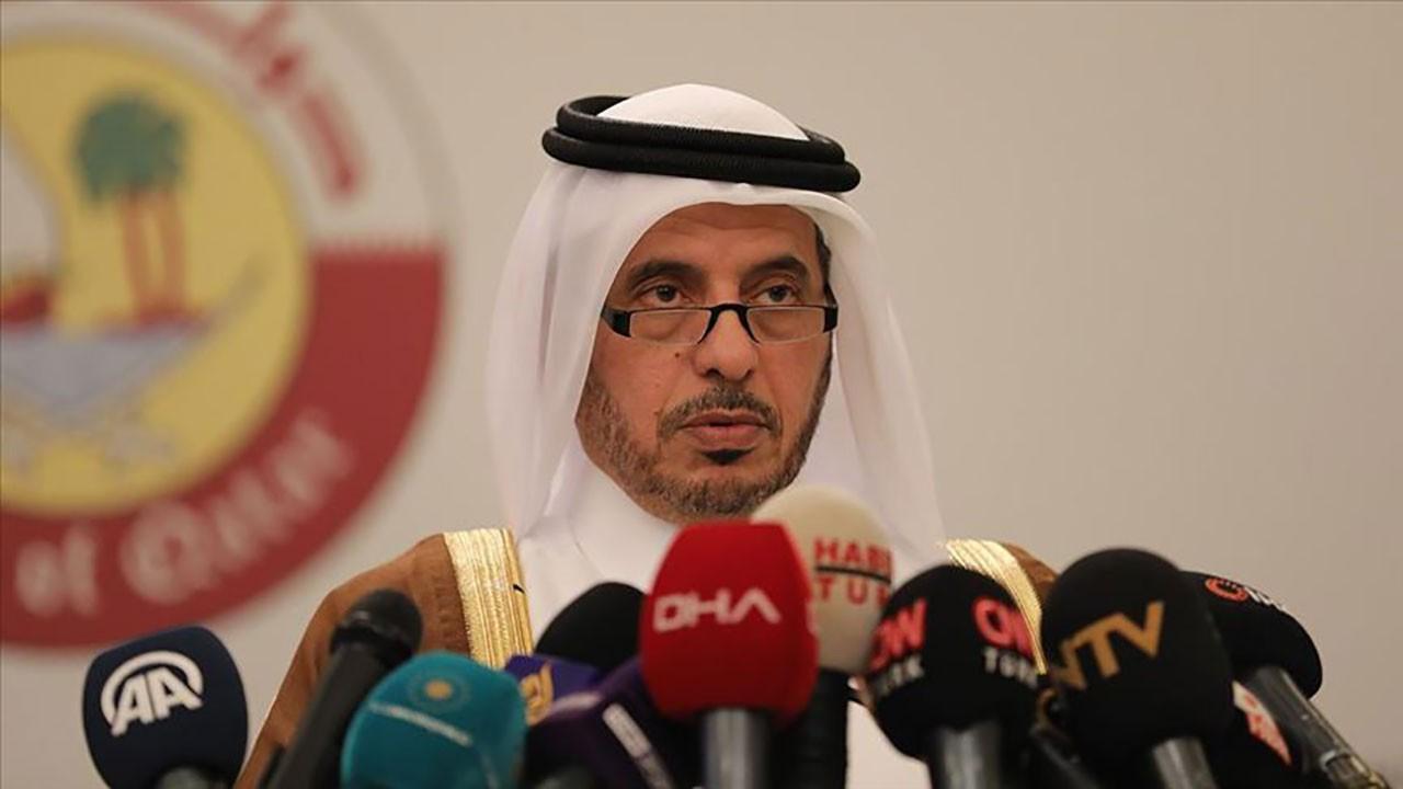 Katar, İsrail iddialarını yalanladı