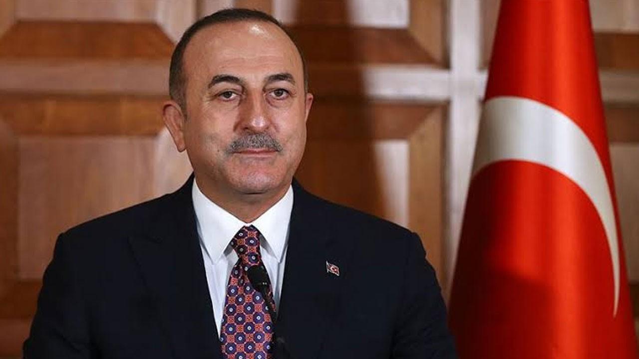 Çavuşoğlu'ndan KKTC Başkanı Akıncı'ya sert sözler