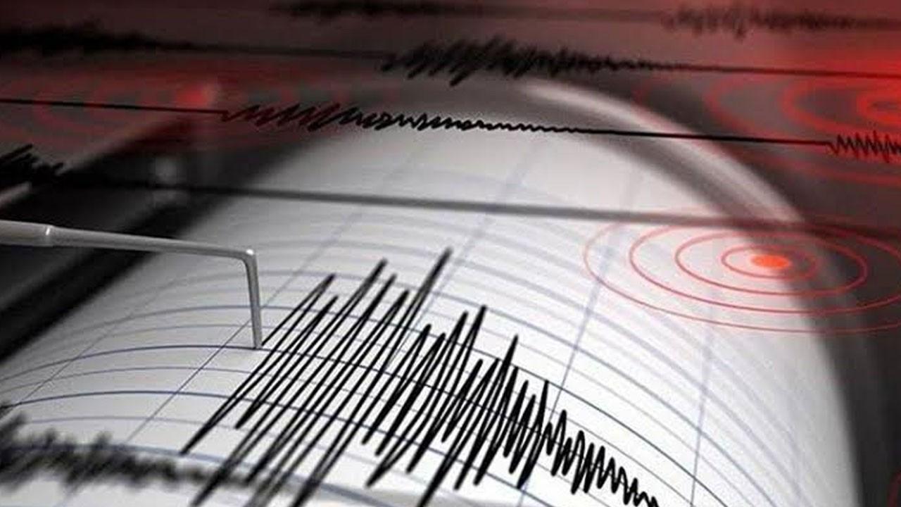 Manisa'da bir deprem daha!.. Büyüklüğü..!