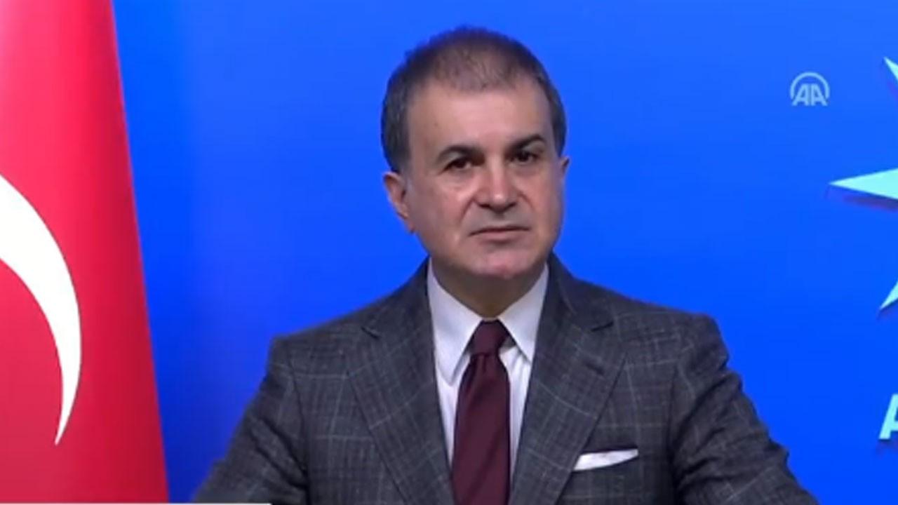 AK Parti Sözcüsü Çelik: ABD'nin planı ölü doğdu