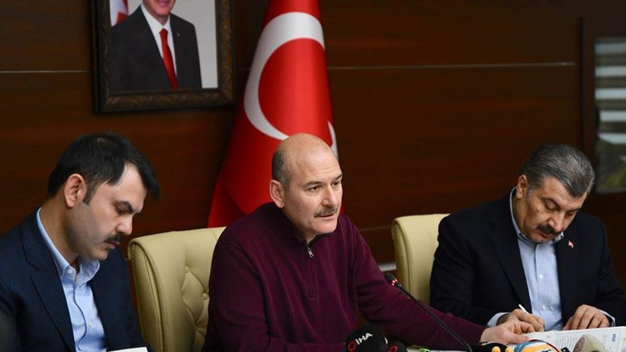 4 bakandan Elazığ'da ortak açıklama