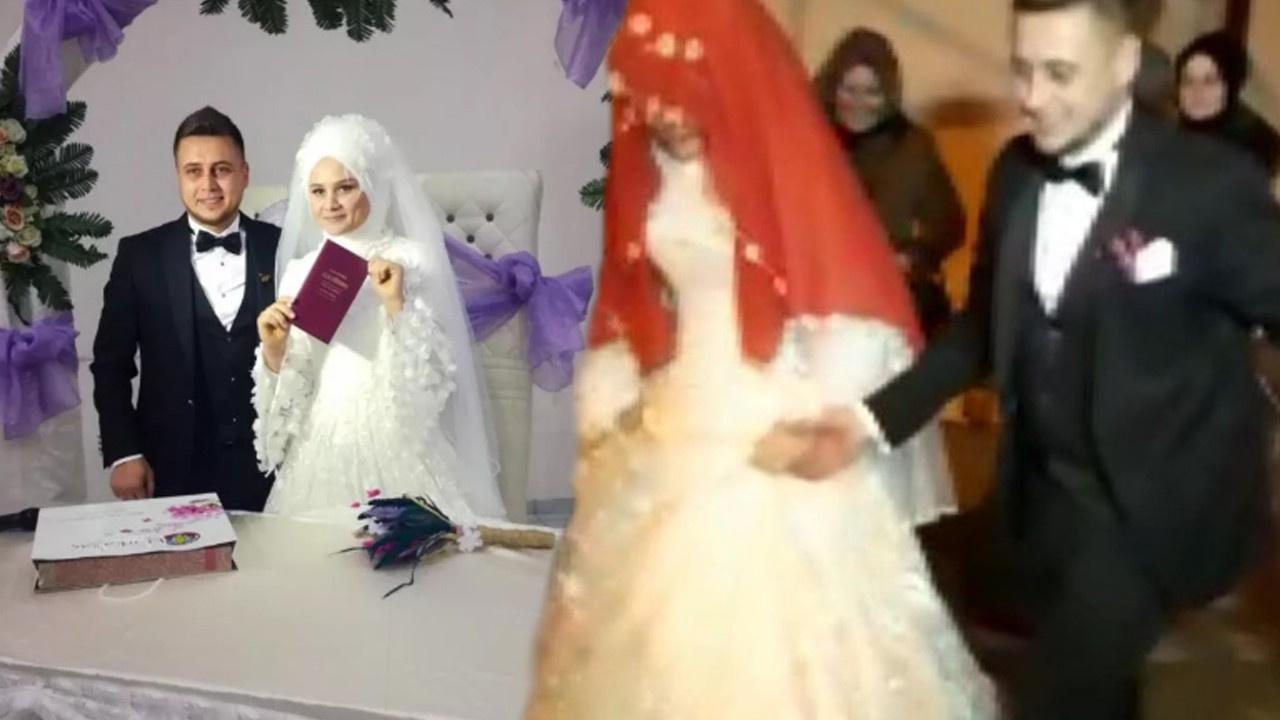 Deprem düğünü engellemedi!