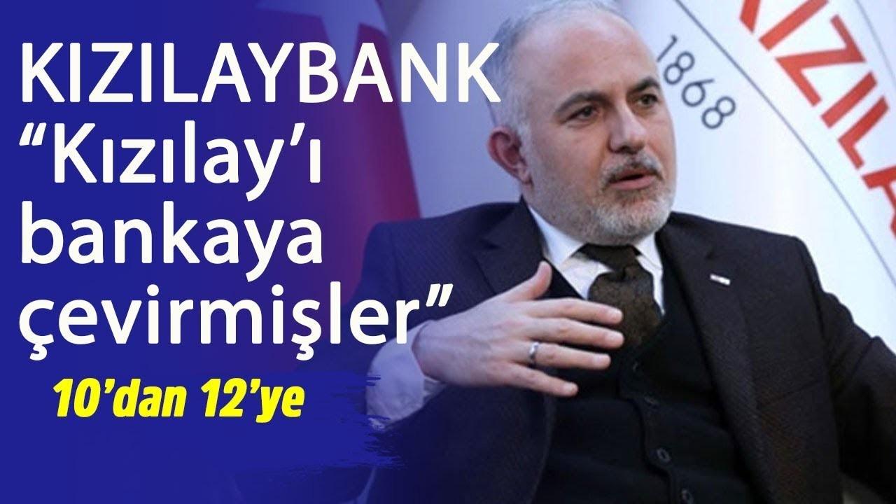 Barış Yarkadaş: Kızılay'ı bankaya çevirmişler