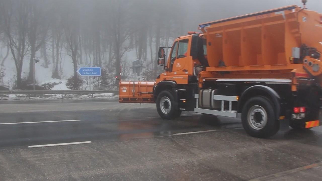 Tipi, sis ve kar yağışı ulaşımı olumsuz etkiledi!