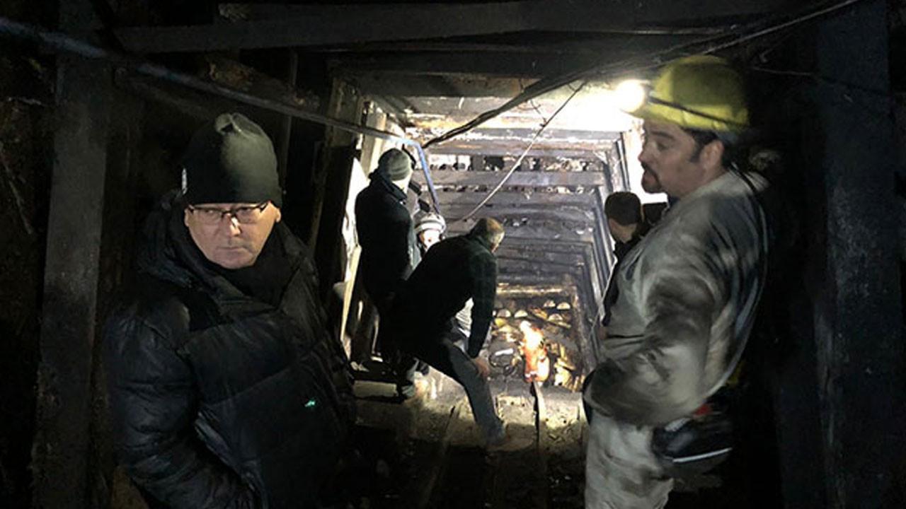 Endonezya'da maden faciası!
