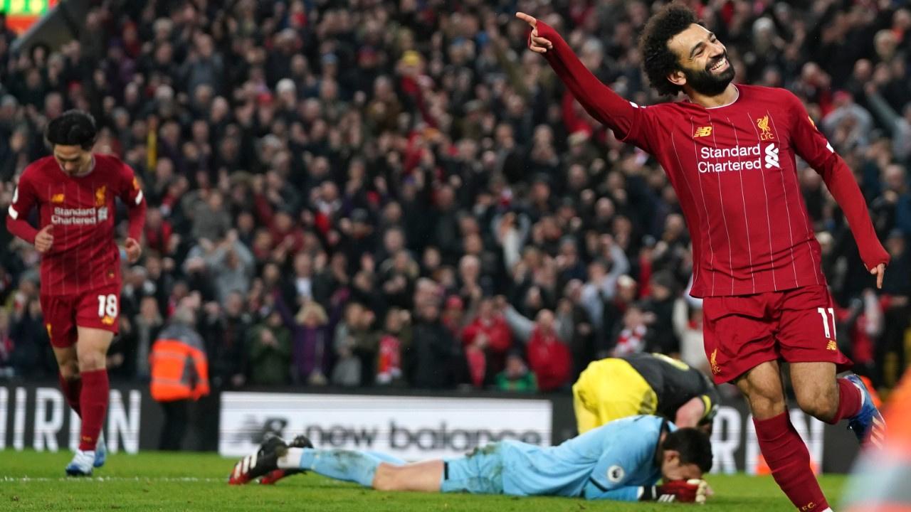Liverpool şova devam etti