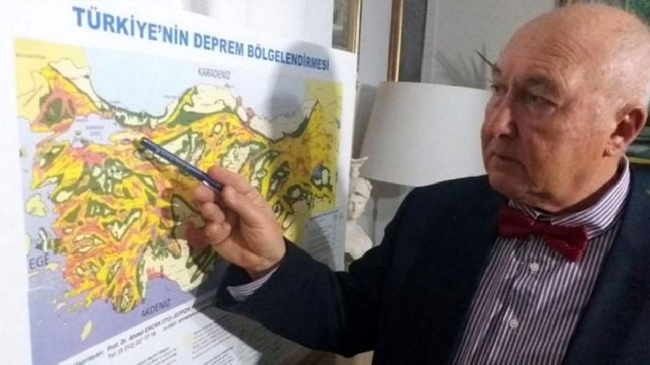 Deprem Profesörü  Ercan uyardı 1. Ordu eğitilmeli