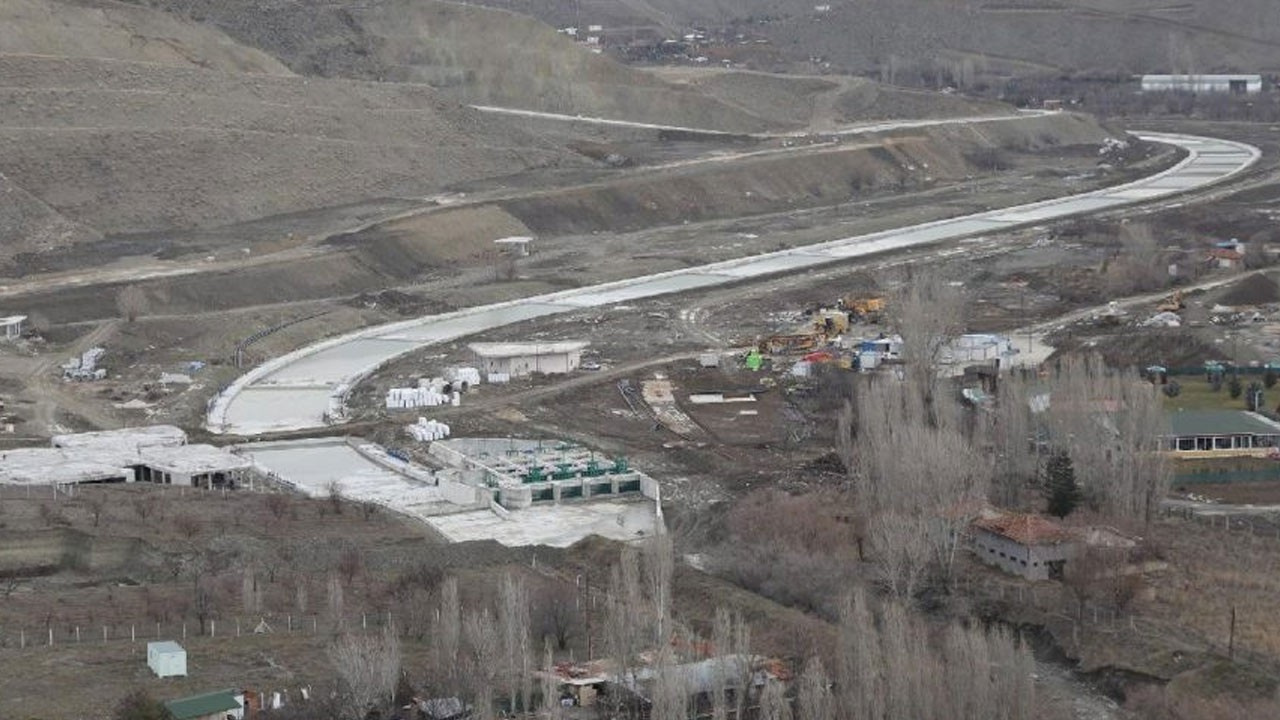 'Kanal Ankara' projesi geliyor