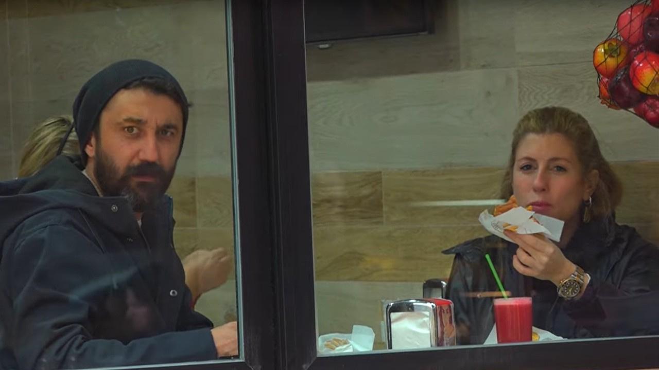 Necip Memili ile eşi kameralardan neden kaçtı?