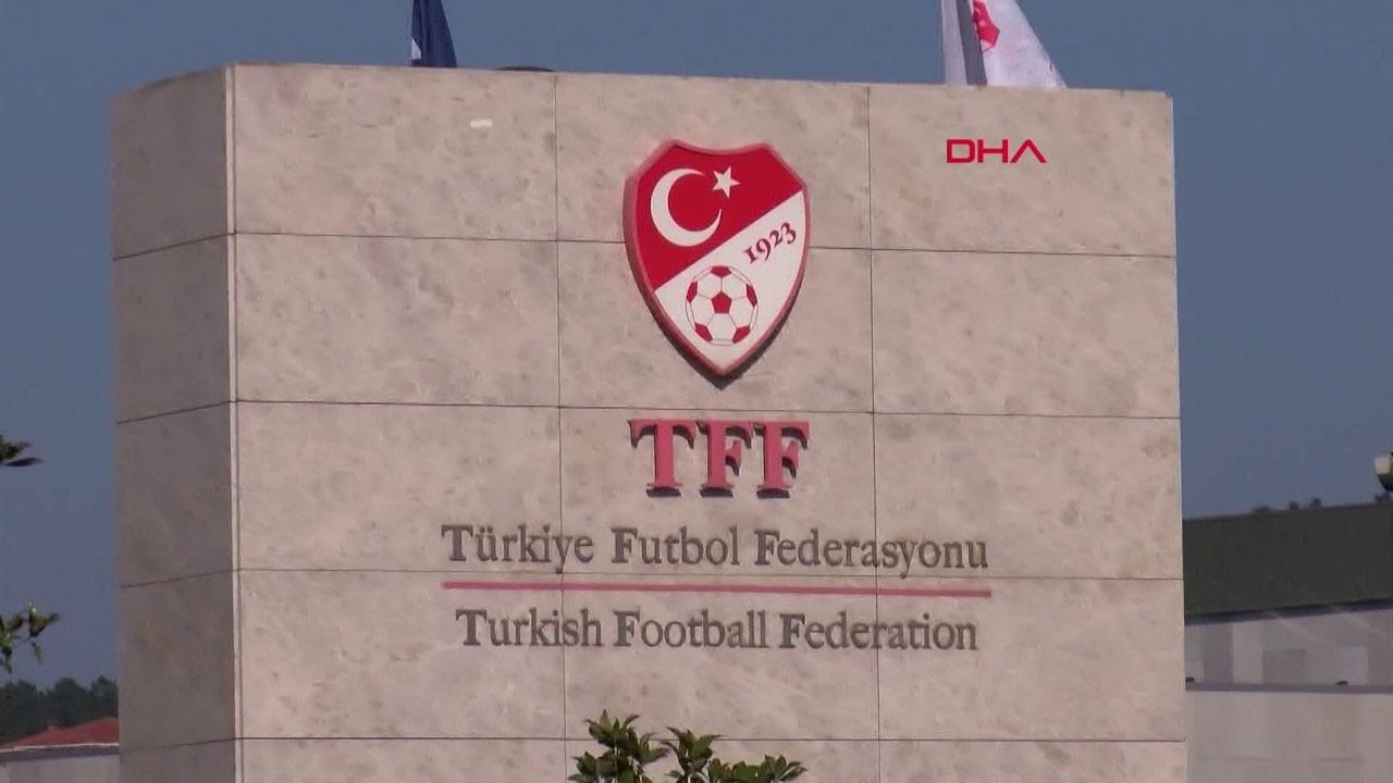 TFF'den o iddialara yalanlama