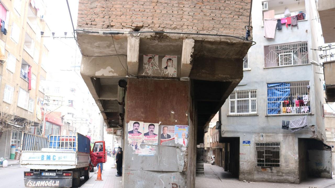 Yer: Diyarbakır... Photoshop değil gerçek!