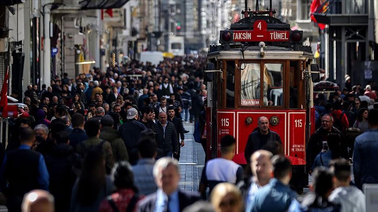 İşte Türkiye'deki nüfus sayısı