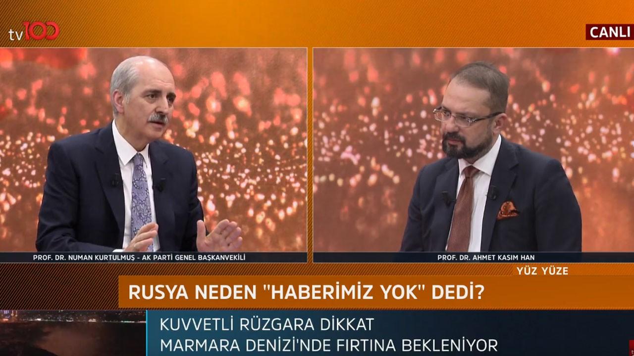 Ahmet Kasım Han ile Yüz Yüze   6 Ocak 2020