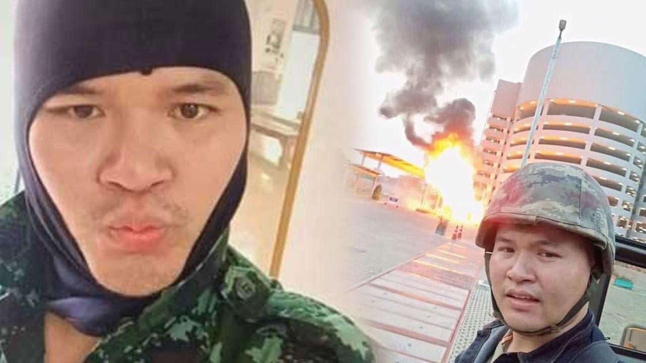 Yer: Tayland... Katliam yapıp selfie çekti!