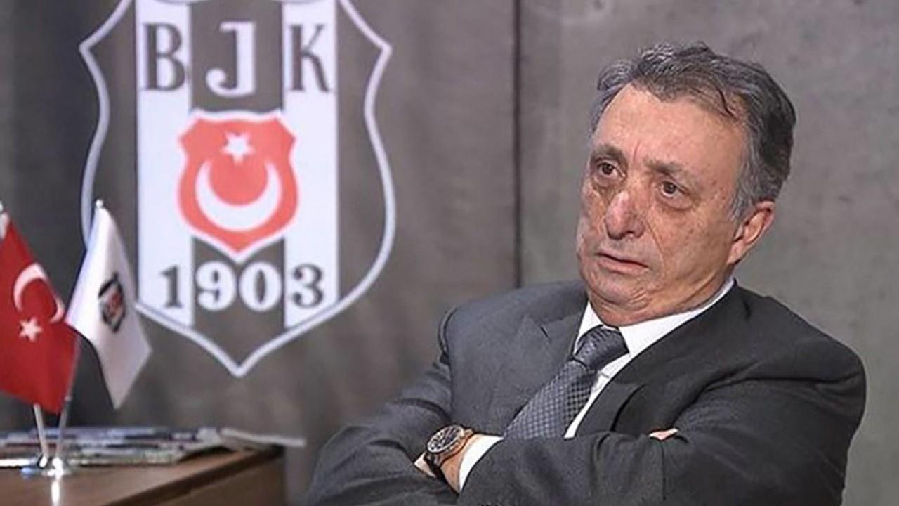 Beşiktaş Başkanı Ahmet Nur Çebi kaza geçirdi