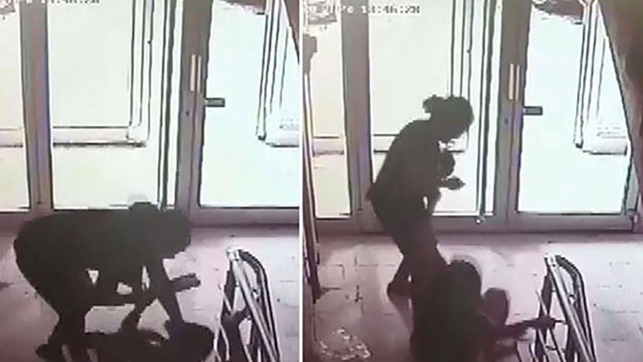 Komşu kızını döven kadın öğretmene hapis istemi