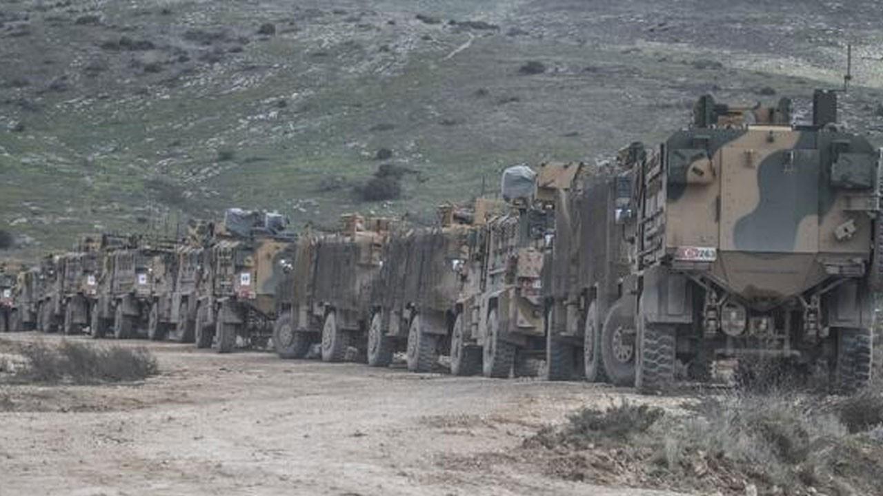 Hain saldırı sonrası sınırda hareketlilik