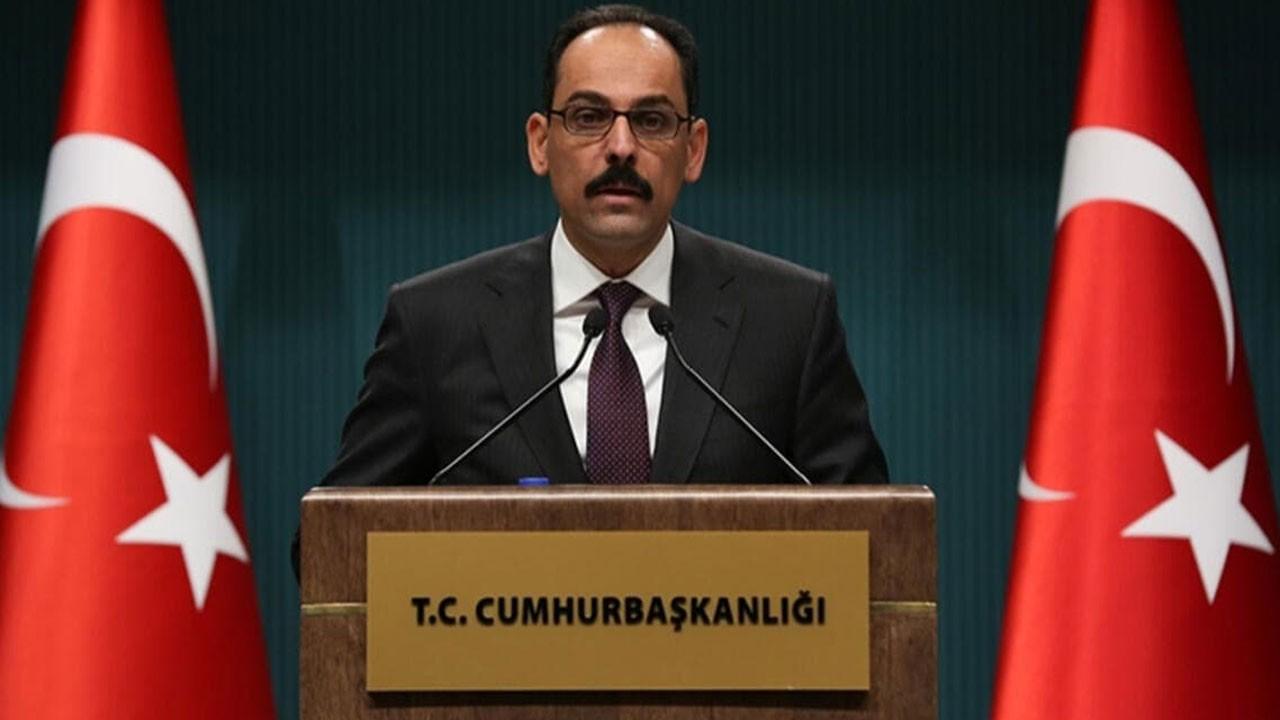 """İbrahim Kalın'dan Abdullah Gül'e """"Gezi"""" yanıtı"""