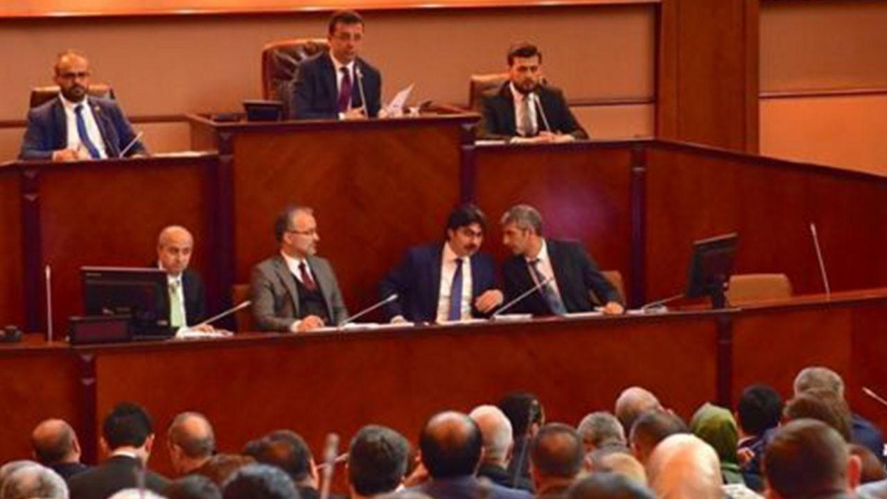 İBB Meclisi'nde küfür krizi...
