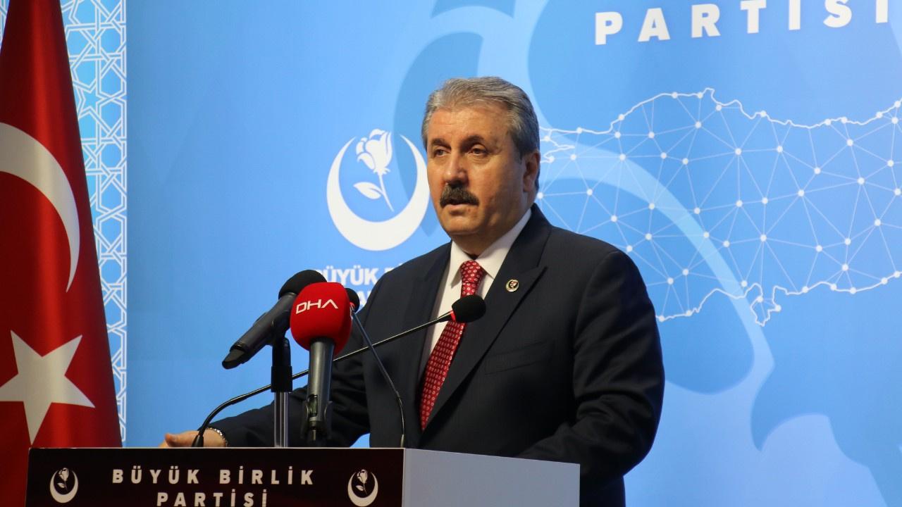 Mustafa Destici: İdlib'den çekilirsek...
