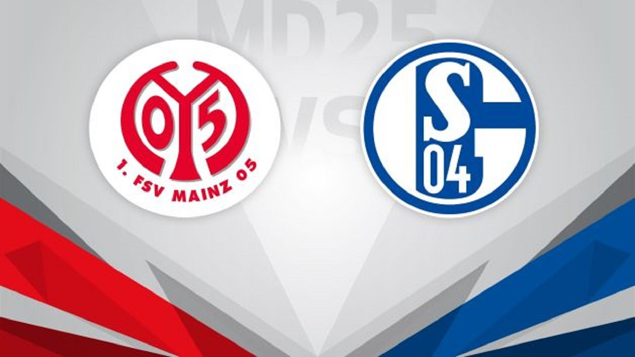 Mainz Schalke CANLI