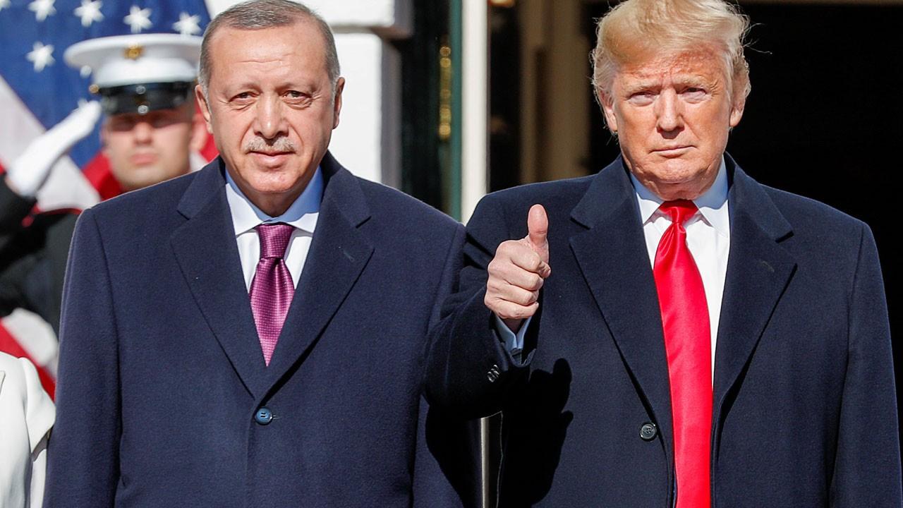 ABD'den, Erdoğan -Trump görüşmesi için açıklama!