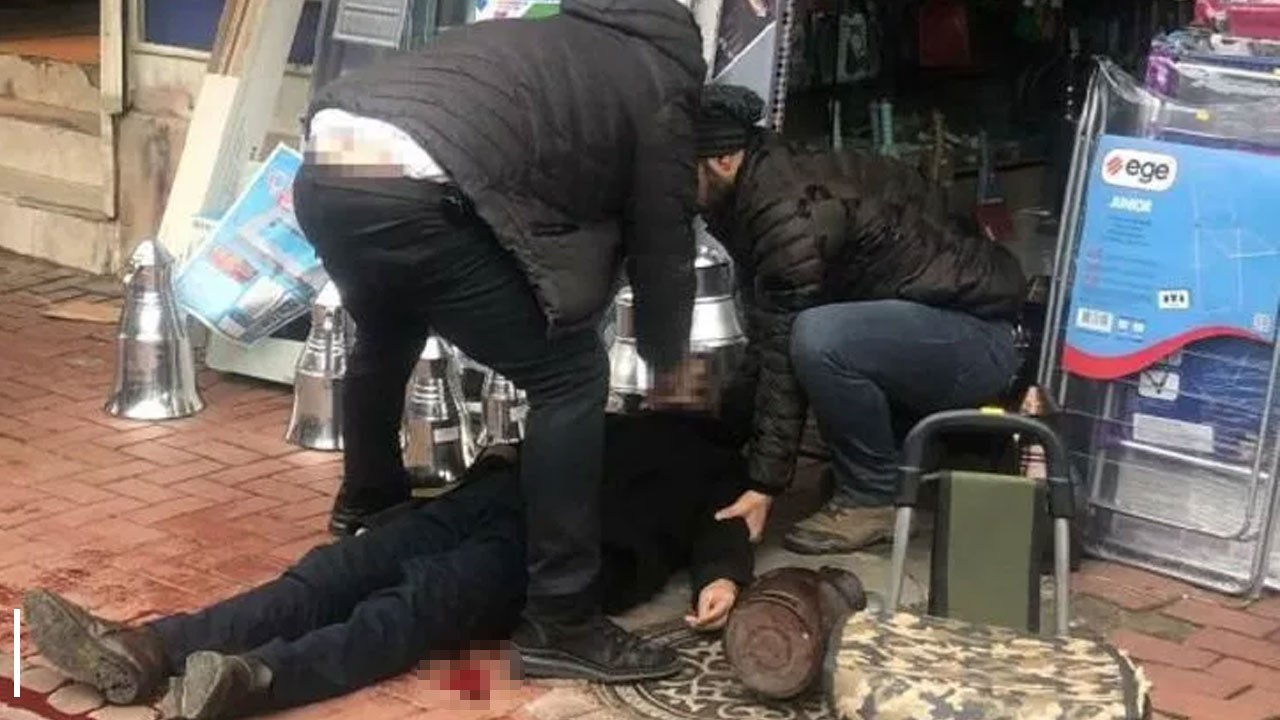 Manisa'da korkunç cinayet