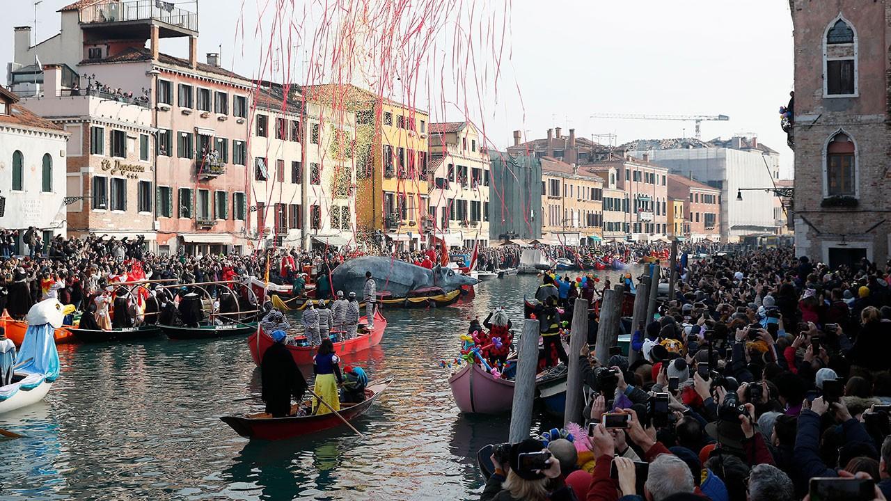 Venedik Karnavalı iptal