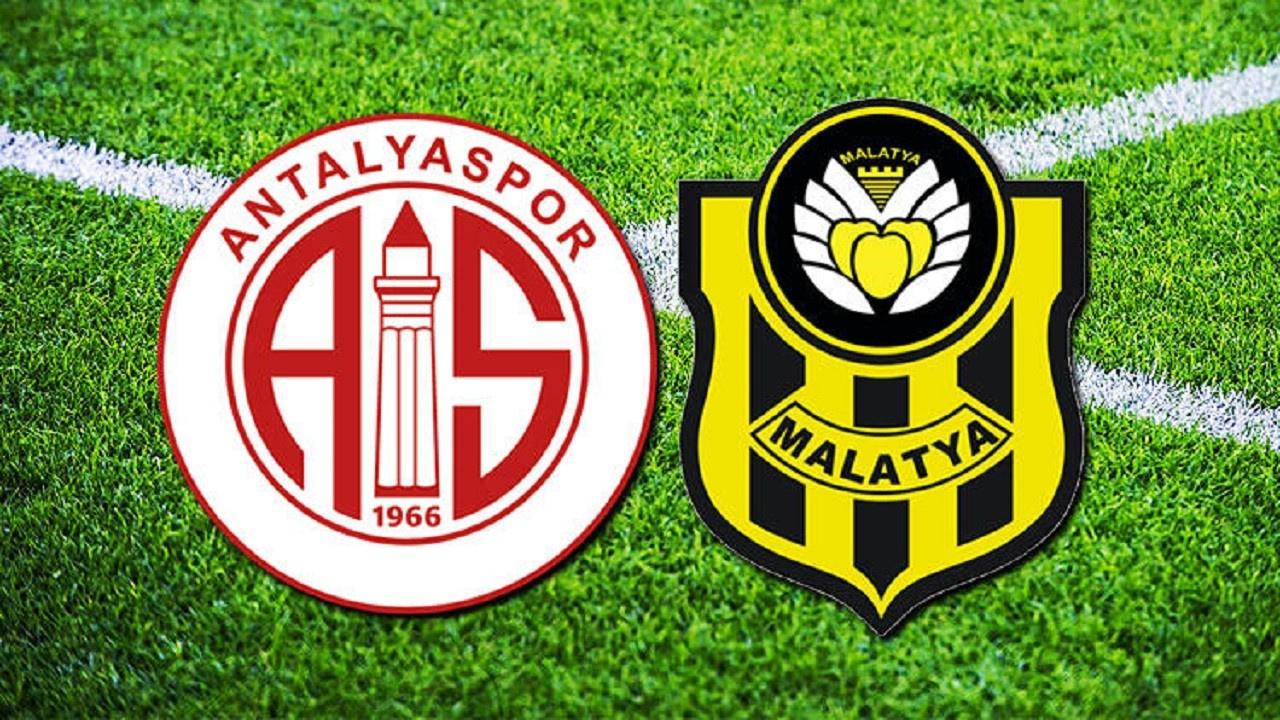 CANLI Yeni Malatyaspor - Antalyaspor