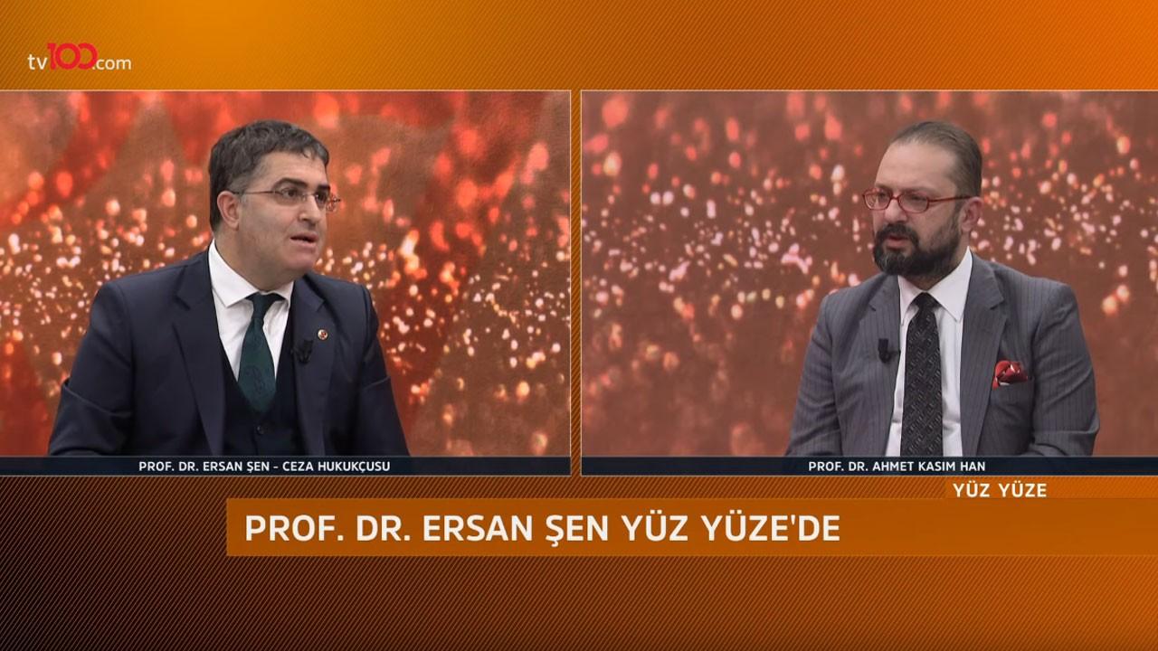 Dr. Ersan Şen - Ahmet Kasım Han ile Yüz Yüze