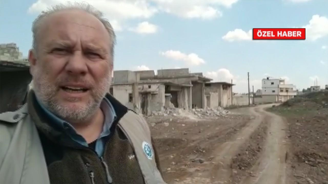 Esad savaş suçu işliyor
