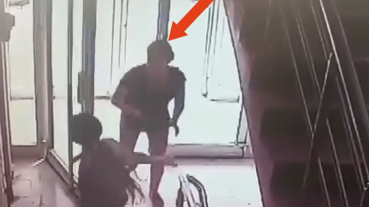Komşusunu döven kişi için 2 yıl hapis istemi