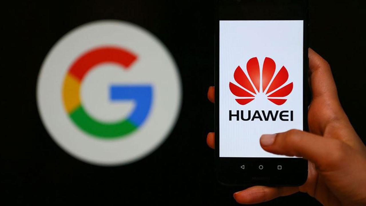Google'dan flaş 'Huawei' adımı!