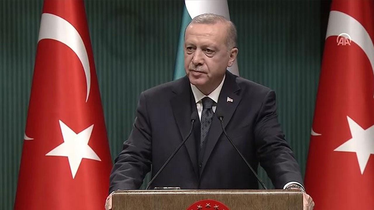 Cumhurbaşkanı Erdoğan: Siz kimi aldatıyorsunuz
