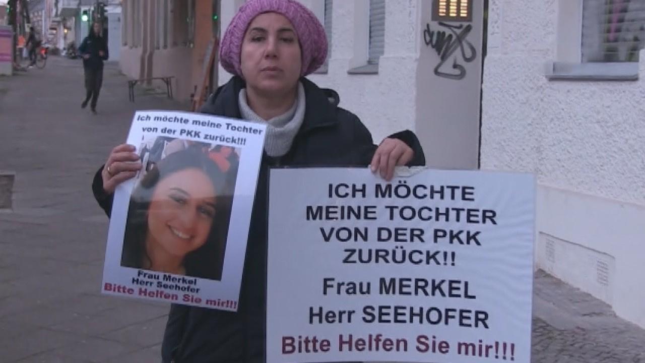 Acılı annenin feryadı! Kızını PKK kaçırdı...
